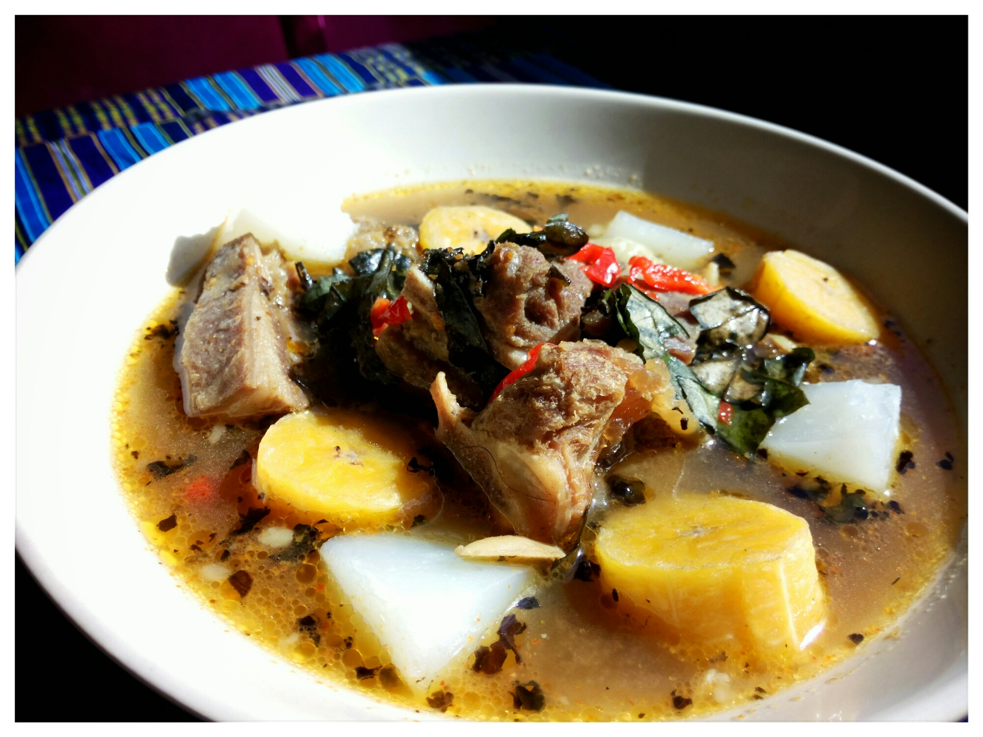 how to cook goat meat pepper soup